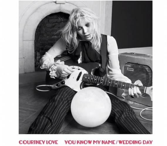 "New Song - Courtney Love ""You Know My Name"""