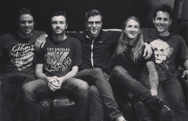 Saosin Announce Headlining Tour With Anthony Green