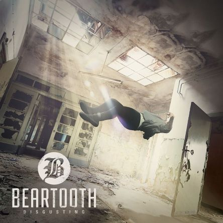 Beartooth 'Disgusting' Cover Artwork