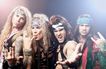 "Steel Panther Release ""Poontang Boomerang"" Music Video"