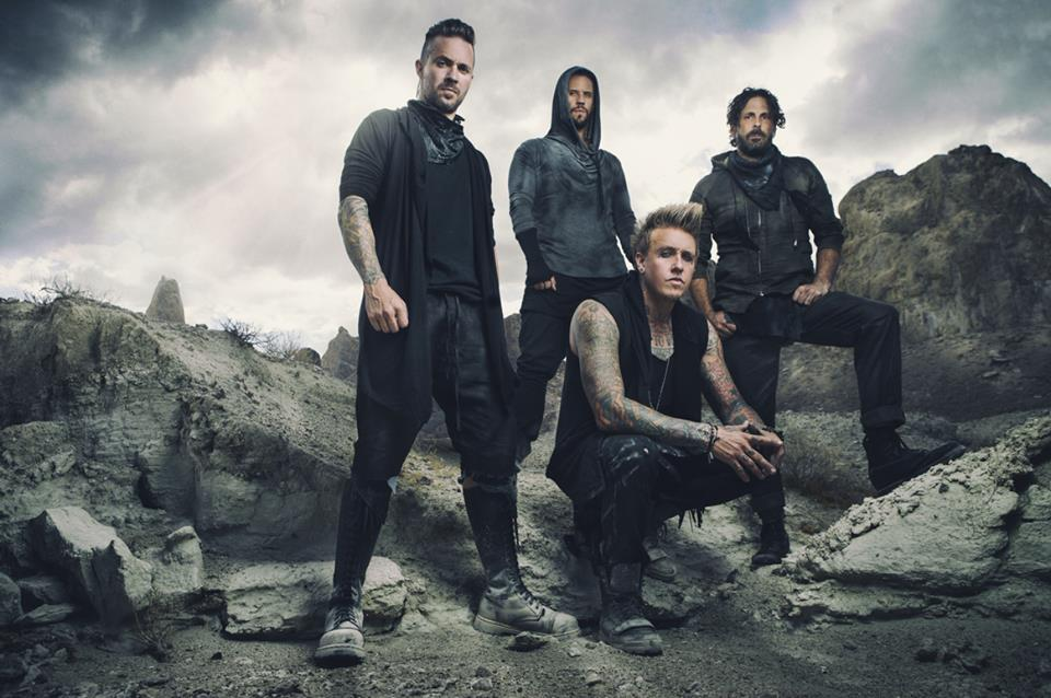 Papa Roach, Five Finger Death Punch Announce Co-Headlining Arena Tour
