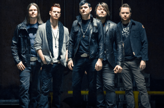 Hinder Involved In Bus Crash In Tennessee