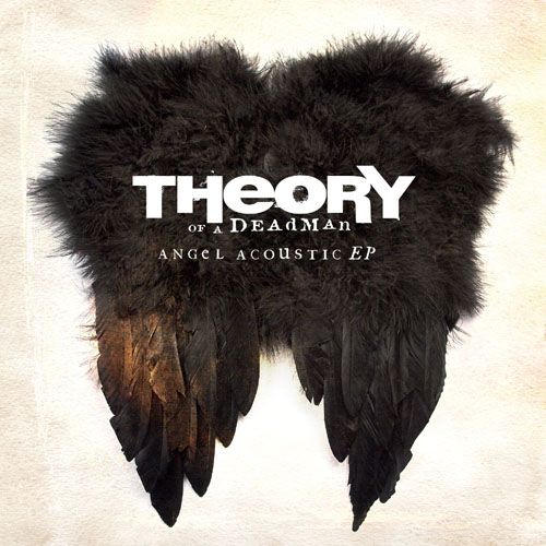 Theory Of A Deadman - Angel Acoustic - Cover Art