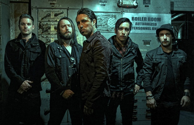 Burn Halo (ex-Eighteen Visions) Announce Headlining Tour With Heartist, Courage My Love