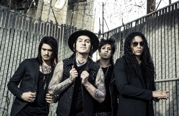 "Escape The Fate Stream New Song ""Remember Every Scar"""