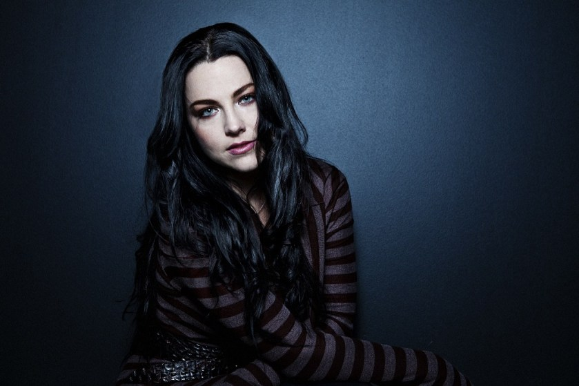 "Evanescence's Amy Lee Cover Led Zeppelin's ""Going to California"""