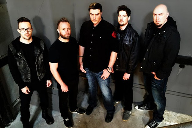 "Breaking Benjamin Stream New Song ""Red Cold River"""