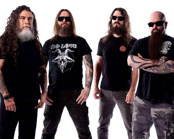 Slayer Announce Farewell Tour