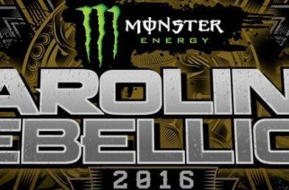 The Monster Energy 2016 Carolina Rebellion Lineup Announced
