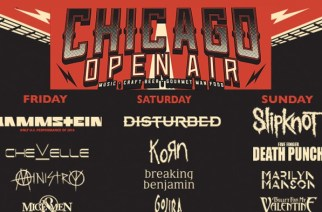 Rammstein, Disturbed, Slipknot To Headline Chicago Open Air Fest 2016