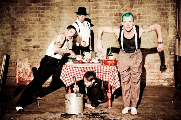 """Red Hot Chili Peppers Release New Song """"Dark Necessities,"""" Announce New Album"""