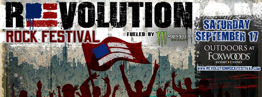 Avenged Sevenfold, Slayer, Volbeat Lead 2016 Revolution Rock Festival