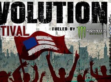 2016 Revolution Rock Festival