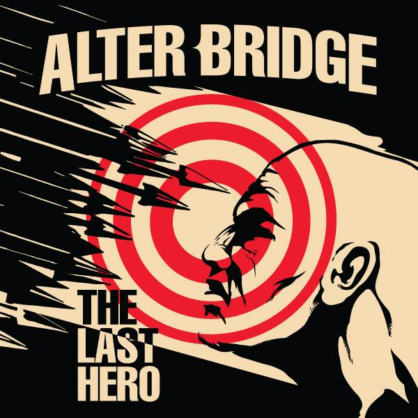 Alter Bridge The Last Hero Album Artwork