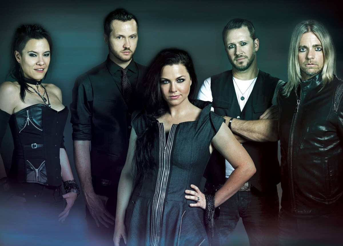 "Evanescence Release Music Video For New Song ""Imperfection"""