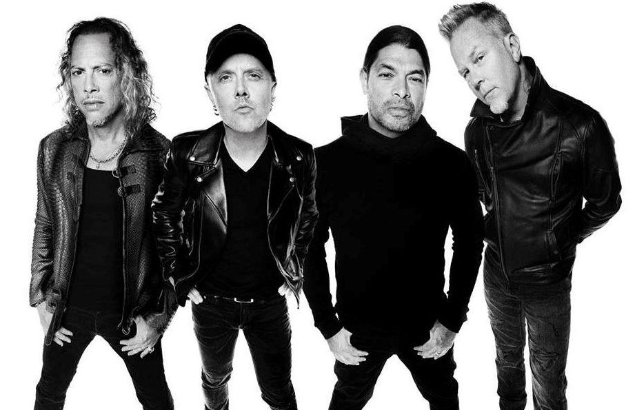 Watch Metallica And Lady Gaga's Dress Rehearsal Grammy's Performance