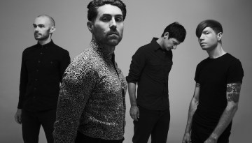 """AFI Release Music Video For """"Snow Cats"""""""
