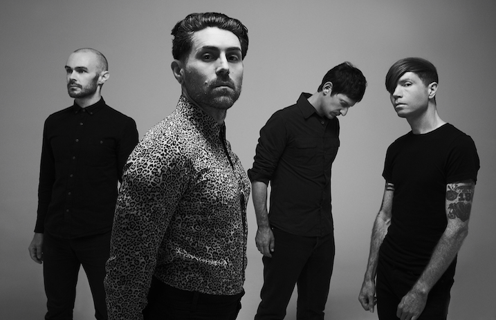 AFI Announce Second Leg Of The Blood Tour