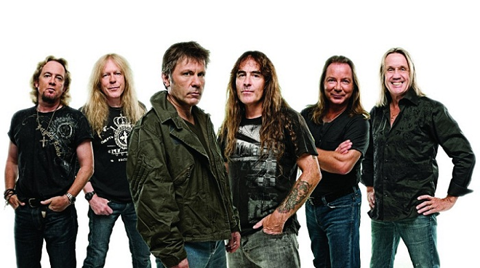 Iron Maiden Release 2018 European Tour Dates