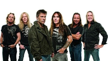 """Iron Maiden Announce 2017 """"Book of Souls"""" North American Tour With Ghost"""