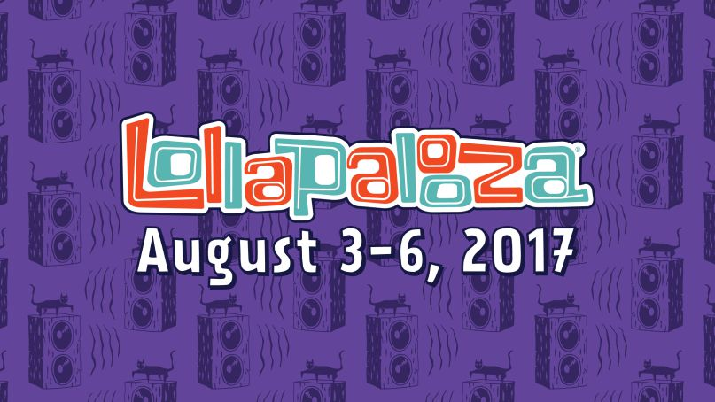 Lollapalooza 2017 To Feature Blink-182, Highly Suspect, Cage the Elephant, The Pretty Reckless And More