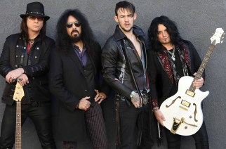 Quiet Riot Push Back New Album To Re-Record With New Singer James Durbin