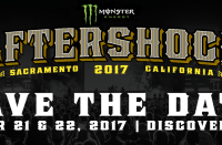 2017 Monster Energy Aftershock Festival