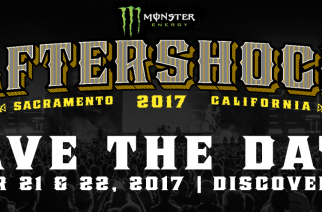 2017 Monster Energy Aftershock Festival Set For October