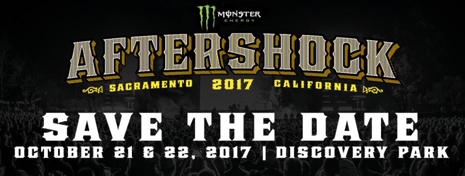 2017 Monster Energy Aftershock Festival