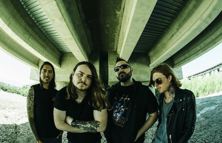 "Of Mice & Men Release New Song ""Warzone,"" Announce New Album"