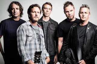 Watch Pearl Jam's Rock and Roll Hall Of Fame Performances