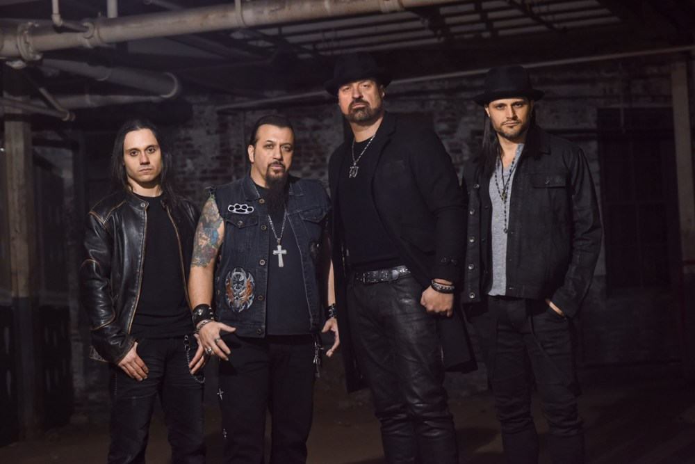 "Adrenaline Mob Announce ""We the People"" North American Tour With Righteous Vendetta"