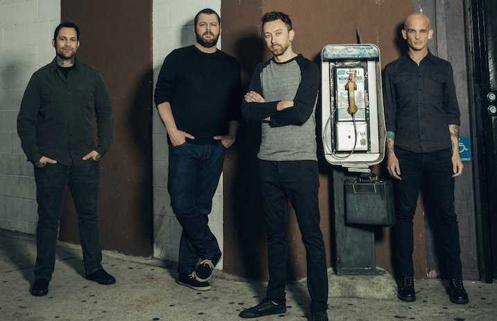 "Rise Against Release New Song ""House On Fire"""