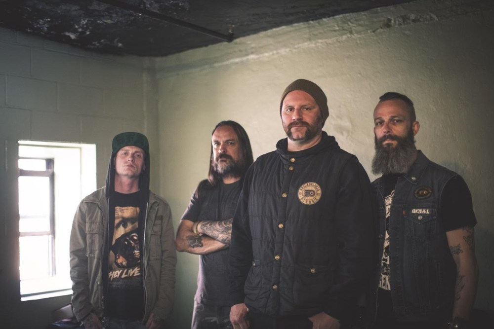 """36 Crazyfists Release New Song """"Better to Burn"""""""