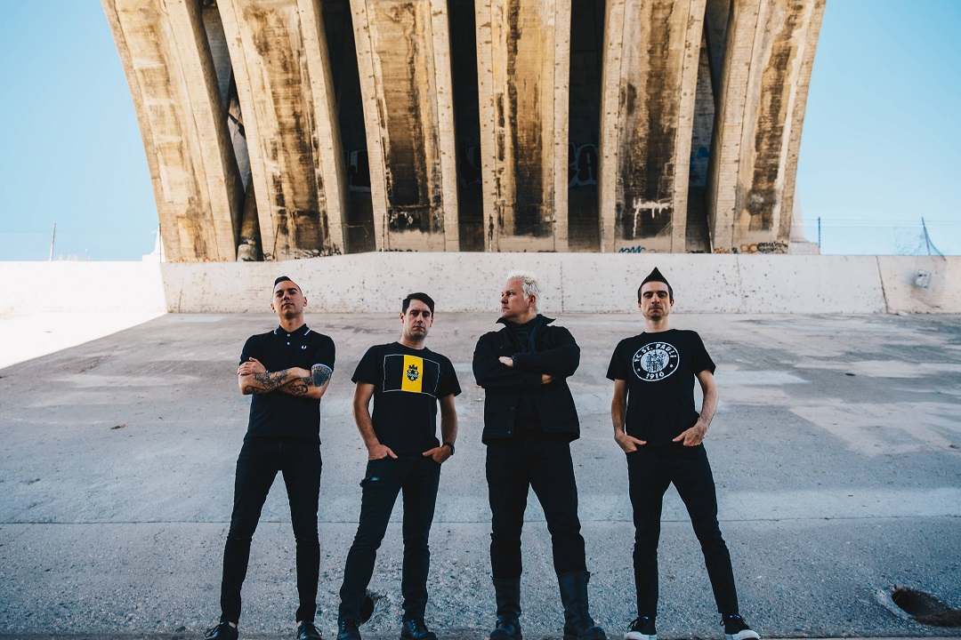 "Anti-Flag Announce 'American Fall' Album, Release ""American Attraction"" Video"