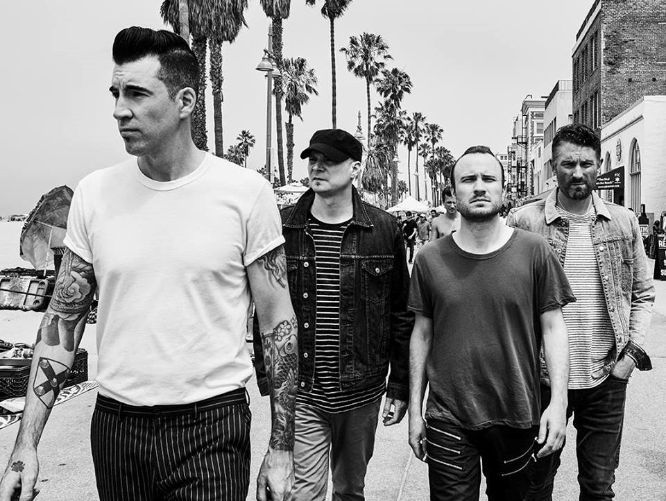 "Theory Of A Deadman Announce New Album, Release New Song ""Rx"""