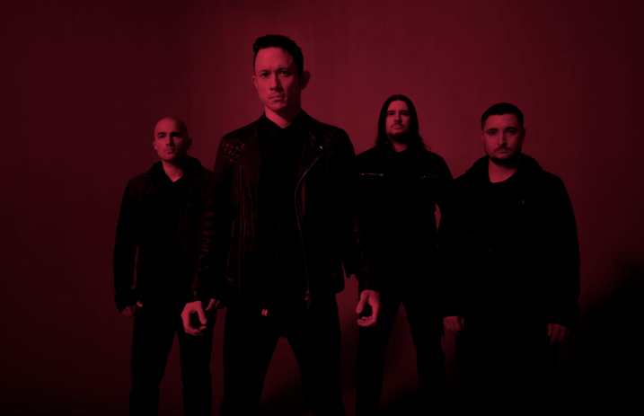 "Trivium Stream New Song ""The Sin And The Sentence"""
