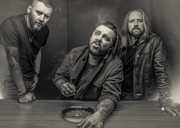 Seether Extends 2017 U.S. Tour
