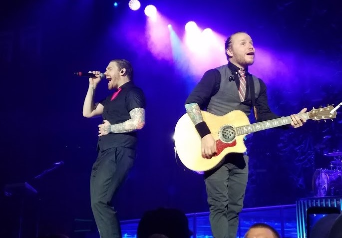 Shinedown's Smith, Myers Announce Winter 2017 Acoustic Tour