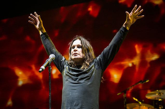 Ozzy Osbourne Announce 2018 Farewell Tour