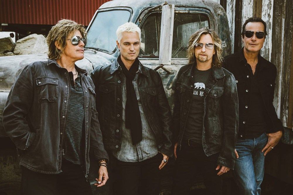 """Stone Temple Pilots Release New Song """"Meadow"""" With New Singer"""