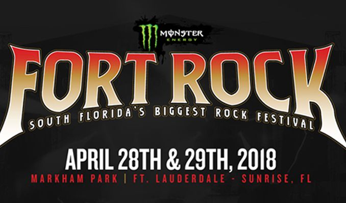 Ozzy Osbourne, Godsmack To Headline 2018 Fort Rock Festival