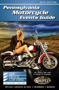 PA Motorcycle Events Guide | The Travis Law Firm