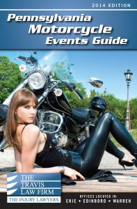Pennsylvania Motorcycle Events Guide 2014 | The Travis Law Firm