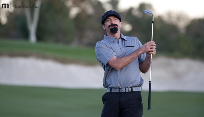 Tour Peter Tomasulo TravisMathew Golf Apparel