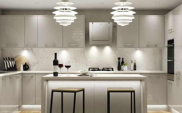 High End Kitchen Ideas