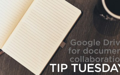 Google Drive for document collaboration