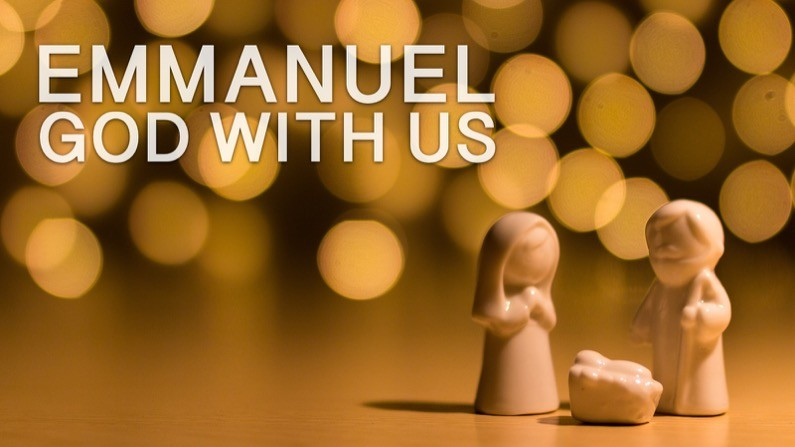 Emmanuel: God With Us