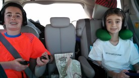 Kids these days know how to travel!