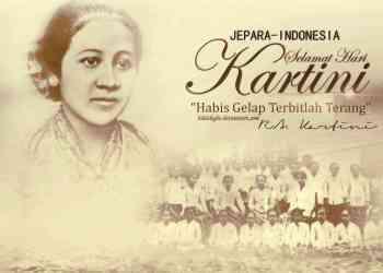 Ra kartini habis gelap terbitlah terang - Surat R.A Kartini hingga terbitnya buku Habis Gelap Terbitlah Terang